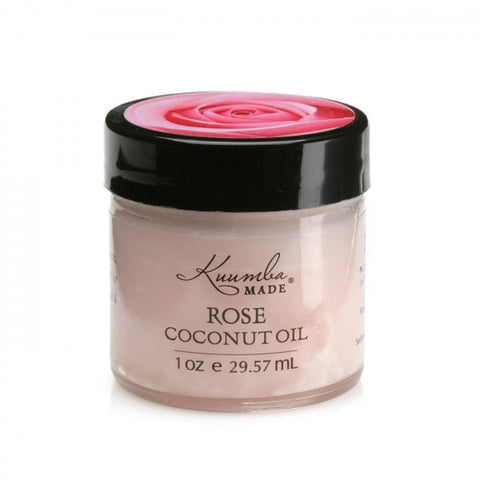 Organic Rose Coconut Oil