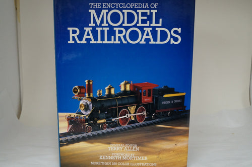 The Encyclopedia of Model Railroads
