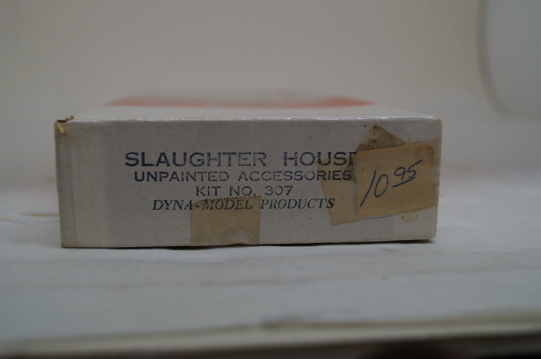 Ho Dyna-Model Products Company Slaughter House Kit