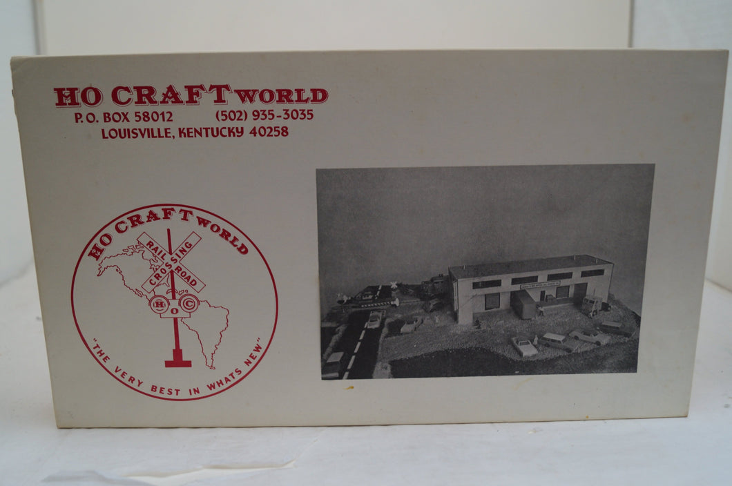 Ho Craft World Carson & Son Moving & Storage Co. Kit