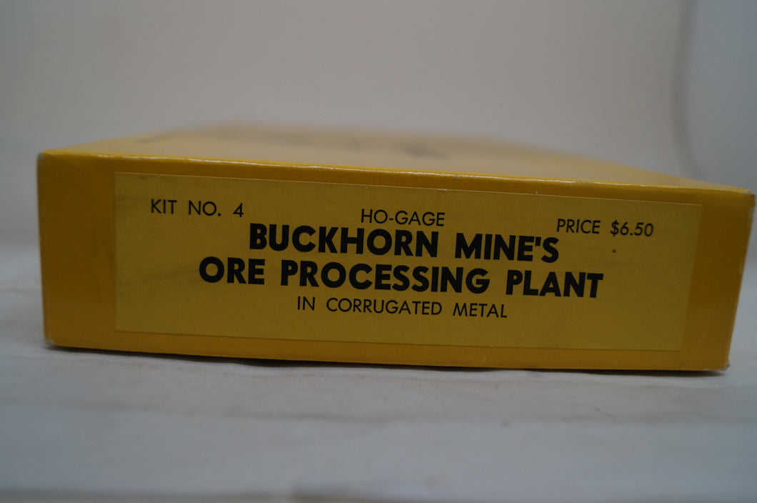 Ho E. Suydam & Co. Buckhorn Mine's Ore Processing Plant Kit