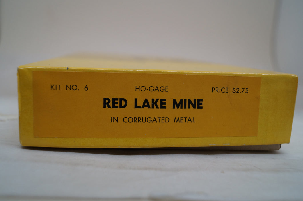 Ho E. Suydam & Co. Red Lake Mine Kit