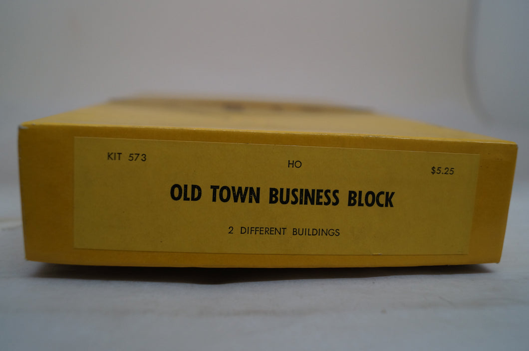Ho. E. Suydam & Co. Old Town Business Block Kit