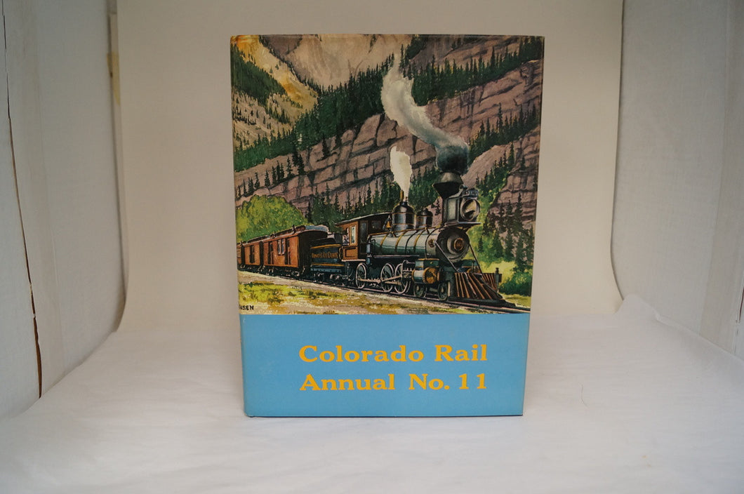 Colorado Rail Annual No. 11
