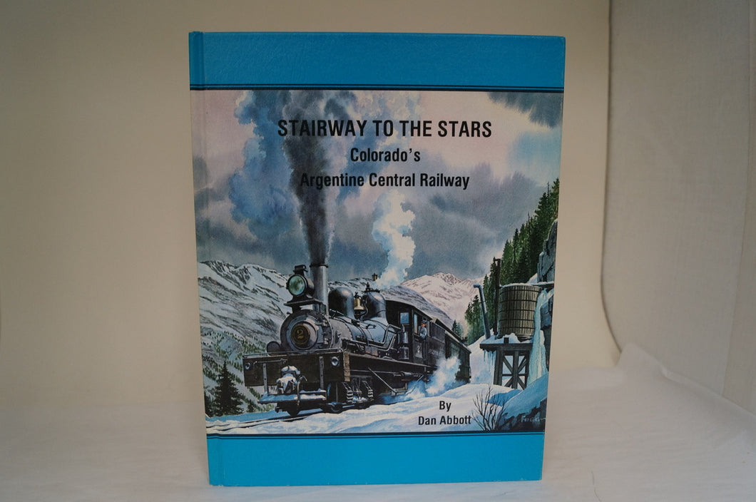 Stairway To The Stars - By Dan Abbot - Signed!!