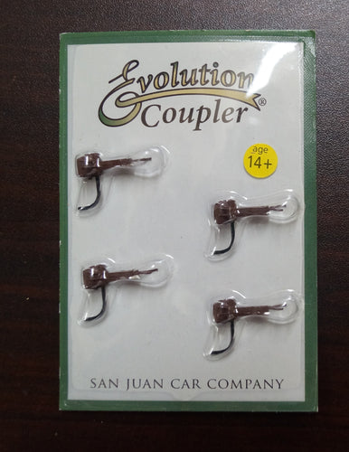O Scale San Juan Car Co. Evolution Coupler