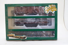 On3 San Juan Car Co. RTR Pipe Gondola with Idler Flat Car and Pipe Load