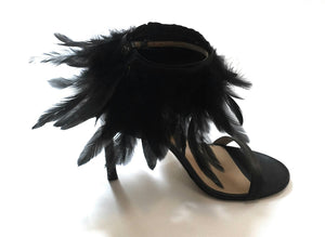 Black Feather Ankle Accessories, Anklets, Feather Shoe Clips, Ankle Accessories, Feather Accessories, Ankle Cuffs, Festival Feathers, Shoe Accessories, Feather Ankle Cuff, Ankle Strap, Feather Anklets, Ankle Shoe Accessories, Anklets for Women, Women Anklets, Ankle Shoe Clips, Ankle Shoe Accessories, Feather Ankle Accessories, Feather Accessories, Feather Shoes, Black Anklets