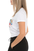 PASTEL FLOWER POCKET TEE