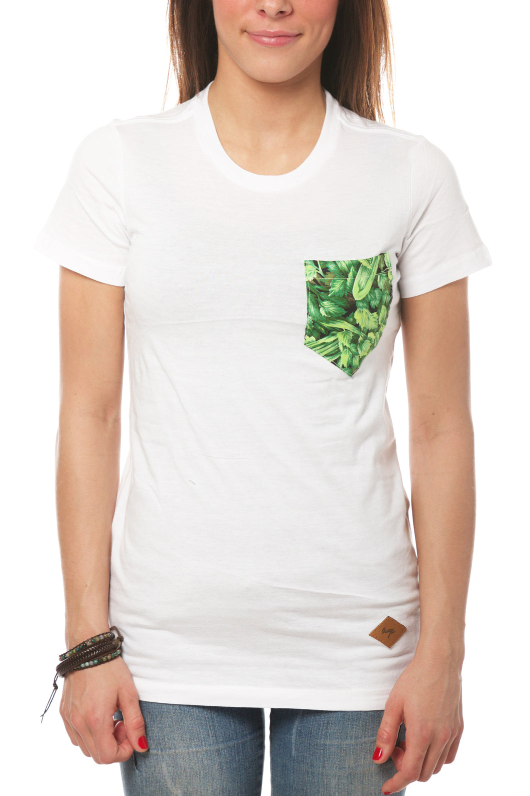 VEGGIES POCKET SHIRT
