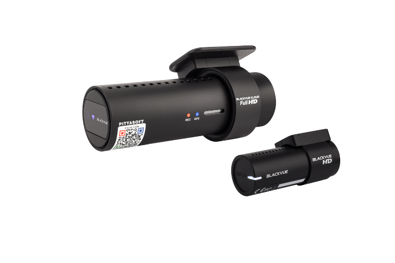 BlackVue DR650S-2CH-IR 1080p Cloud-capable dual lens dashcam | For front and w/ Infrared Interior recording