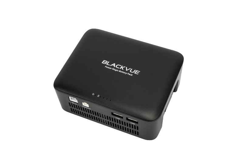 BlackVue B-112 Power Magic Battery Pack for Dashcams
