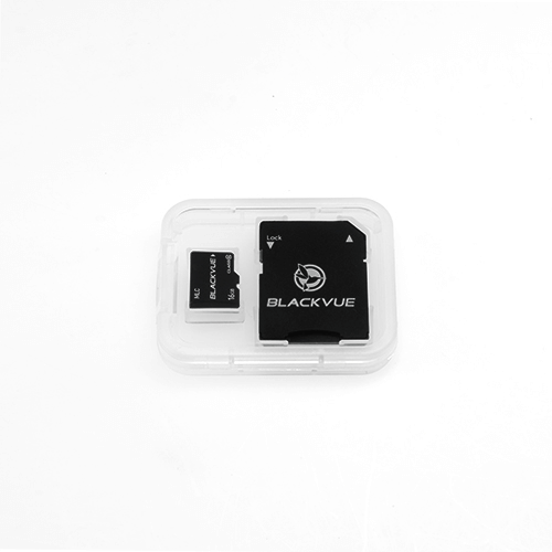 BlackVue Micro SD Card: 16GB