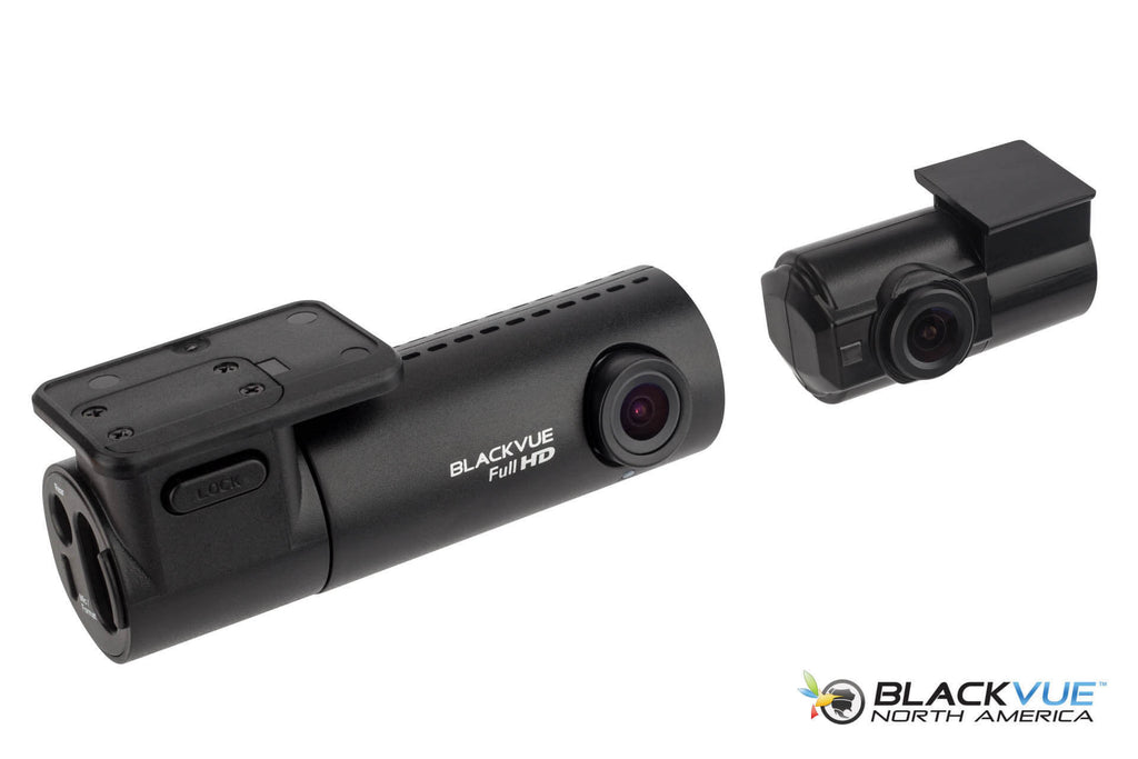 BlackVue DR490-2CH 1080p Full HD dual-lens dual-1080p dashcam | Front and Rear Cameras