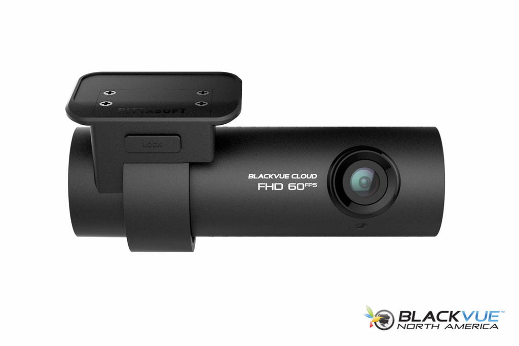 BlackVue DR750S-1CH Dash Cam | Featuring  Full HD 1080p 60fps Video, GPS, WiFi & Cloud Functionality