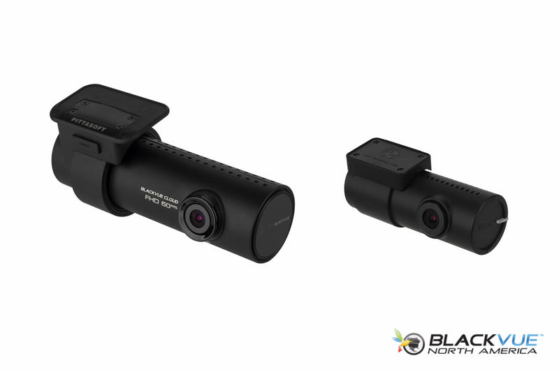 DR750S-2CH BlackVue Dual-Lens Dual 1080p Dashcam | Front and Rear Camera