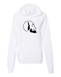 Skullfeather Fleece Hoodie
