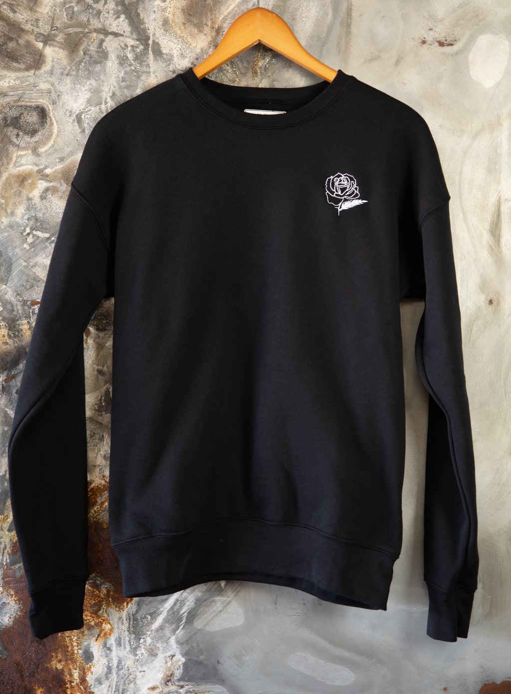Rosefeather Crewneck - Embroidered