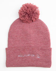 Skullfeather Wordmark Beanie - Embroidered
