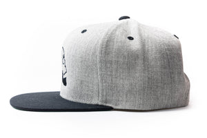 SF Snapback Hat - Black or Navy