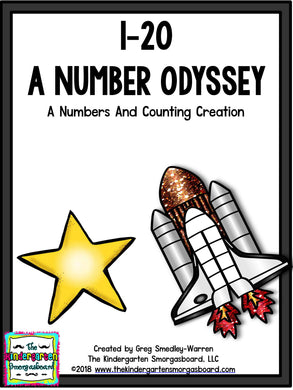 1-20 A Number Odyssey!