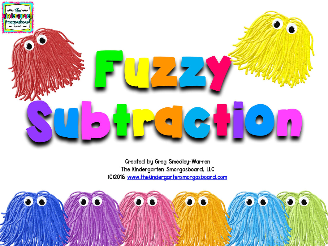Fuzzy Subtraction