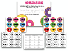 Donut Shop Addition And Subtraction!