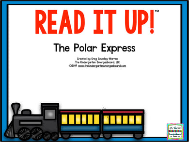 Read It Up! The Polar Express