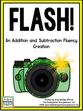FLASH!: Addition and Subtraction Fluency