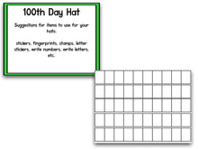 100th Day of School Celebration