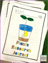 Planting Seeds: A Research and Writing Project PLUS Centers!