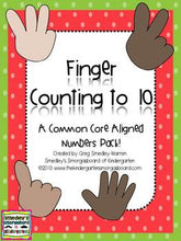 Finger Counting To 10!