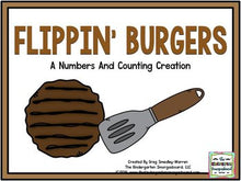 Flippin' Burgers! Numbers and Counting