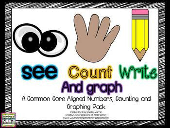 See Count Graph: Math & Graphing Creation!