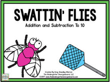 Swattin' Flies: Addition and Subtraction to 10