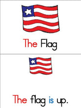 The Flag Emergent Reader