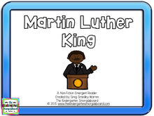 MLK Emergent Reader