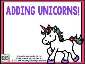 Adding Unicorns: A Differentiated Addition Activity