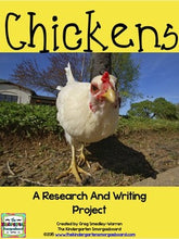 Chickens: A Research And Writing Project