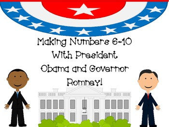 Making Numbers With President Obama and Governor Romney