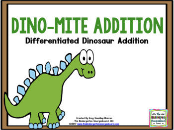 Dino-mite Dinosaur Addition