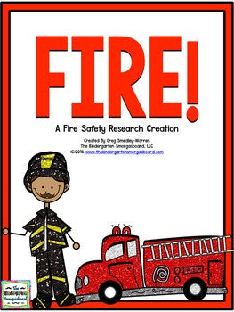 A Fire Safety Research Project!