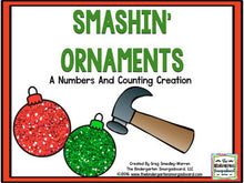 Smashing Ornaments! Christmas Numbers and Counting