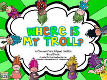 Where Is My Troll? Position Words Creation?