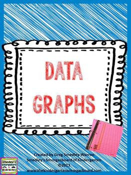 Blank Data Graphs FREEBIE!