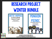 Limited Time - Research Project Winter Bundle