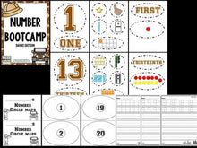Number Bootcamp Safari Theme: Numbers and Counting 1-20