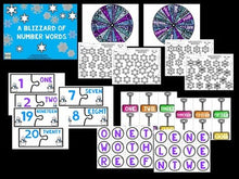 A Blizzard of Number Words