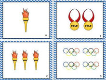 Write The Room With The Olympics! (Numbers to 20!)