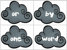 Stormy Sight Words Game